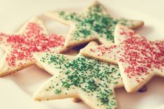 Recette de sablés de Noël toute simple et rapide à faire