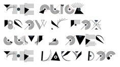 1 | Are Animated Fonts The Future Of Type? | Co.Design: business + innovation + design