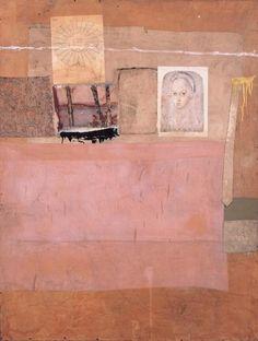 Robert Rauschenberg, Levee 1955 on ArtStack #robert-rauschenberg #art