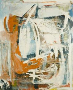 Peter Lanyon High Moor 1962 Oil on canvas, 182.9 x 177.8 cm