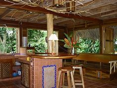 Caribbean Costa Rica vacation rental home furnished