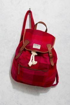 The Penrose Backpack   Jack Wills Price = £59.50  www.sabrinainmontecarlo.blogspot.com