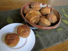Cinnamon Crunch Sweet Potato Muffins