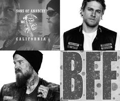 Jax & Opie // BFFs Forever // Sons Of Anarchy