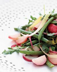 Warm Summer Vegetable Salad with Brown Butter Dressing by foodandwine #Salad #Brown_Butter #foodandwine