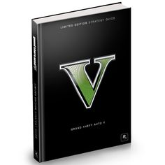 Grand Theft Auto V Limited Edition Strategy Guide $22.19