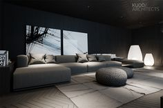 Francja // Tuluza // Dom Jednorodzinny // 330 M2   Kuoo Architects