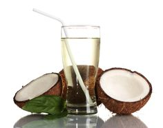 Coconut Water: An All-Natural Sports Drink?