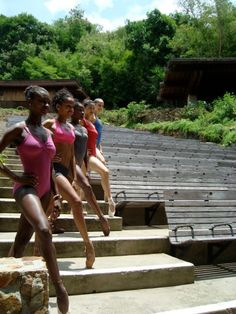 Dance Theatre of Harlem In the Caribbean!