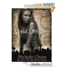 Mortal Obligation- Book One of the Dark Betrayal Trilogy