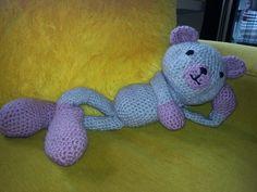 Himbär auf dem Sofa