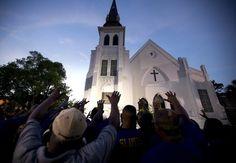 World News - Charleston shootings: Emanuel AME church to reopen