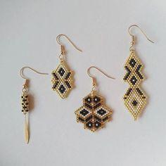Royalbeier Beaded Earrings Oversized Handmade Seed Beaded Drop Earrings Long Beaded Navajo Indian Dangle Earrings for Women Ladies – Fine Jewelry & Collectibles Seed Bead Earrings, Beaded Earrings, Boho Jewelry, Jewelry Gifts, Beaded Jewelry, Jewelery, Brick Stitch Earrings, Bijoux Diy, Bead Earrings