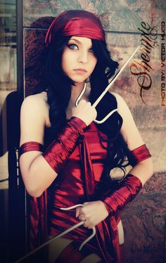 Elektra Natchios by Shermie-Cosplay on DeviantArt