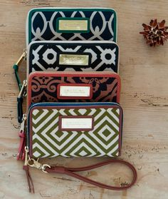 Spartina wallets