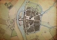 City of Maisandras - coloured by Brian-van-Hunsel on DeviantArt