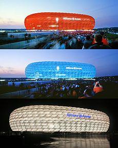 Turismo por Alemania: El campo de los futboleros