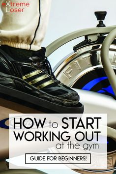 How To Start Working Out at the Gym | Complete Beginners Guide