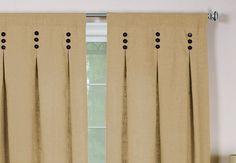 Elrene Window Treatments, Murano 26 x 84 Panel - Curtains & Drapes - for the home - Macys