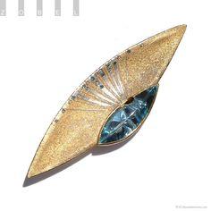 Michael Zobel - Aquamarine Pendant