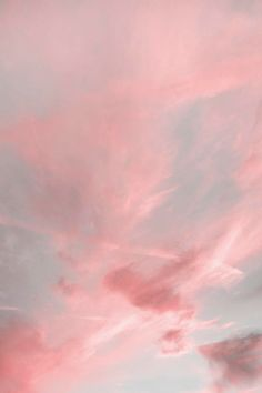 Cloud Art Print Nursery Decor Cloud Wall Art Clouds Print Sky Print Kids Wall Art Cloud Decor Gift For Wife Pastel Pink Print Digital Print - Pink aesthetic - Bedroom Wall Collage, Photo Wall Collage, Picture Wall, Photo Rose, Pink Photo, Cloud Art, Sky Aesthetic, Aesthetic Collage, Aesthetic Painting
