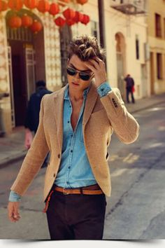 moda masculina | Raddest Looks On The Internet: http://www.raddestlooks.net