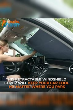 Car Retractable Windshield Cover 😍 The Car Retractable Windshield Cover with. - Car Retractable Windshield Cover 😍 The Car Retractable Windshield Cover with UV Protection is t - Car Cleaning Hacks, Car Hacks, Windshield Cover, Sport Nutrition, Nutrition Poster, Nutrition Month, Nutrition Quotes, Vegan Nutrition, Holistic Nutrition