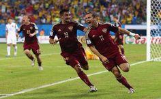 Mundial 2014. Rusia 1-1 Corea del Sur.