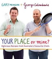 Go behind the scenes and into the kitchens of George Calombaris and Gary Mehigan. Gary Mehigan, Masterchef Australia, Cookery Books, Master Chef, Judges, Reading, Soul Food, Cooking, Places
