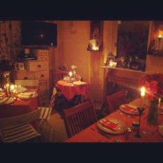 And now, dinner is ready to be served...@TheClandestinos #supperclub