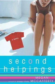 Second Helpings by Megan McCafferty - Jessica Darling is up in arms again in this much-anticipated, hilarious sequel to Sloppy Firsts. This time, the hyperobservant, angst-ridden teenager is going through the social and emotional ordeal of her senior year at Pineville High. (Bilbary Town Library: Good for Readers, Good for Libraries)