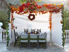 This Wednesday marks the start of Sukkot, the Jewish harvest festival. Coming five days after the austere holiday of Yom Kippur, Sukkot celebrates agricultural bounty and commemorates 40 years of wandering. Sukkot is a design lover's dream, with temporary outdoor structures called sukkahs built as a place to gather, share meals, and celebrate.