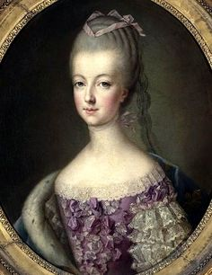 Marie Antoinette, Dauphine de France, 1773
