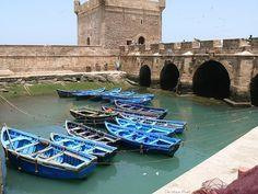 Port d'Essaouira - Excursion au départ d'Agadir Maroc - It's 4 You Tours