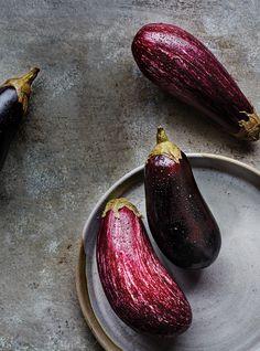 Barbecue, White Balsamic Vinegar, Grilled Eggplant, Fennel Seeds, Vegetable Recipes, Italian Recipes, Vegan Vegetarian, Food Photography, Vegetables