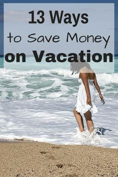 Here are some of the best ways to save money on vacation. Before you take a vacation, check out these tips to save money and help prepare for vacation.  http://frametofreedom.com/save-money-on-vacation/