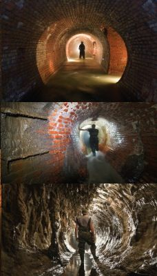 The Canadian city of Montreal has a secret – miles of tunnels, some dating as far back as 1832, running beneath the streets, seen by only a few.