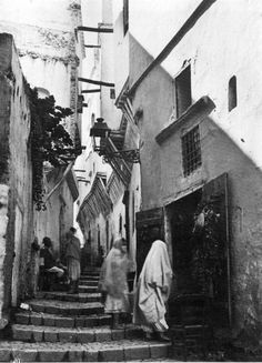 The more French Algiers was where the book took place