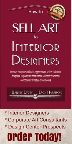 How to Sell Art To Interior Designers Successfully