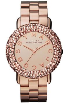 42917fb85f Marc By Marc Jacobs MBM3192 Marci Stainless Steel Bracelet, Rolex Watches, Marc  Jacobs Watch