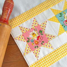 """Carried Away Quilting projects for the """"Backyard Roses Blog Tour"""" with Nadra Ridgeway for Riley Blake Designs."""