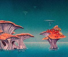 magrittee:  Roger Dean
