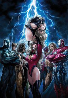 Moonstone vs Ms. Marvel - Battles - Comic Vine