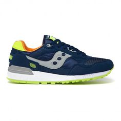 Saucony Shadow 5000 S70033-60 Sneakers — Running Shoes at CrookedTongues.com