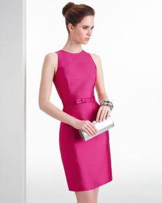 Robe simple mais pas en rose