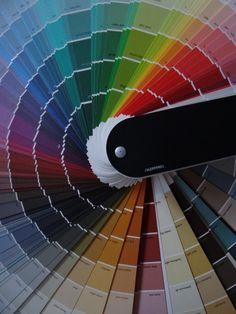 I like colors.