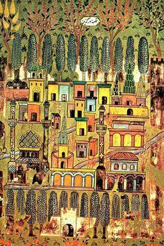 Matrakci Nasuh's miniatures