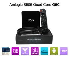 Android5.1 quad core S905 tv box G9C