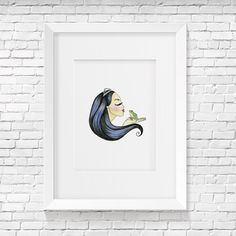 """""""Gimme a kiss"""" high quality print Watercolor Art, Create Your Own, Kiss, Art Prints, Home Decor, Art Impressions, Decoration Home, Watercolor Painting, Room Decor"""