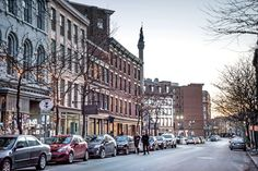 Stylish restaurants, quirky boutiques and a craft brewery are helping Troy, population 50,000, to mount a comeback.